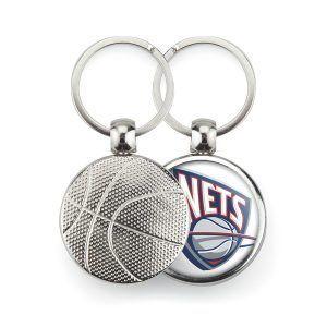 Metal 1 side basket key-ring components MBK