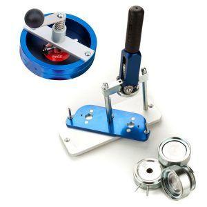 Interchangeable moulds badge machine B700 Starter Kit