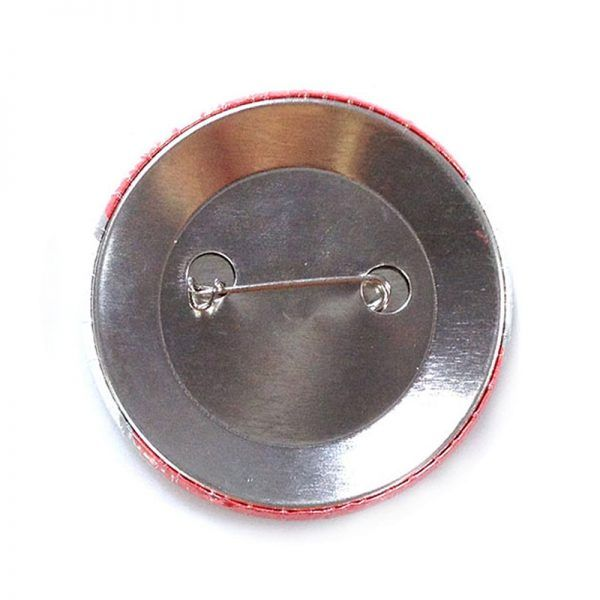 50mm needle badge components