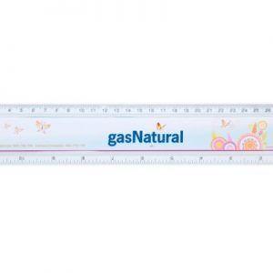 Transparent acrylic ruler components REG-30